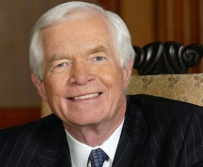 Senate Passes Resolution to Honor Thad Cochran