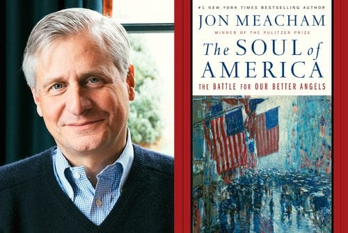 Mississippi Book Festival announces Pulitzer Prize Winner Jon Meacham set to appear with Karl Rove at 2018 festival
