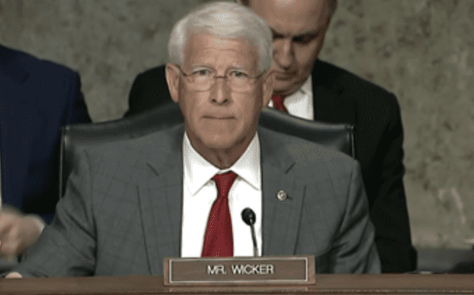 Senator Wicker Sees Navy Shipbuilding and Other Military Priorities Included in the National Defense Bill |  Mississippi News and Politics