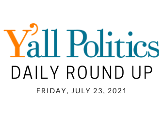 YP 7/23/21 Daily Summary |  Mississippi News and Politics